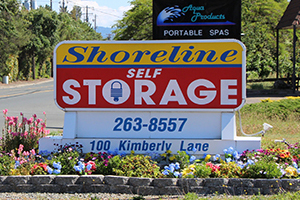 Shoreline Self Storage Facility