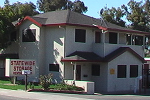 Shoreline Self Storage Lodi Facility