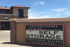 Vail Self Storage Facility